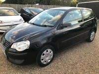 VOLKSWAGEN POLO 1.2 E 3DR 2006 * IDEAL FIRST CAR * CHEAP INSURANCE * LOW MILEAGE * HPI CLEAR