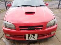 Toyota Starlet 1.3 Turbo 1998