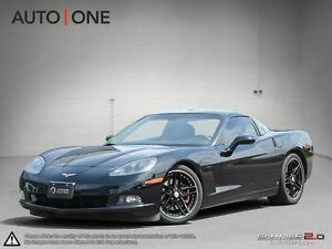2007 Chevrolet Corvette GLASS ROOF | TARGA