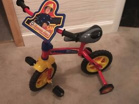 Fireman Sam Bike £10