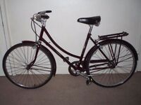 """Classic/Vintage/Retro Raleigh Cameo 20"""" Commuter/Town/City Bike (will deliver)"""