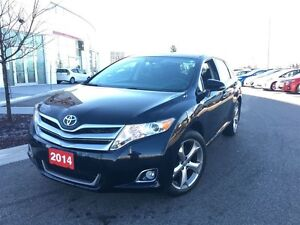 2014 Toyota Venza A MUST SEE AWD, V6 with PREM PKG! Don't Miss I