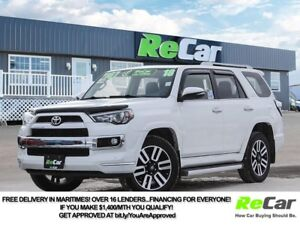 2018 Toyota 4Runner REDUCED   LIMITED   HEATED/COOLED LEATHER...