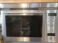 Neff Fully Integrated Single Microwave / Oven / Grill