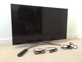 """40"""" Samsung smart 3d hd tv"""