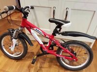 Carrera Blast 16 inch Childrens bike