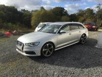 Audi A6 S Line 2.0 TDI Avant