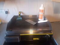 Electric griddle very good condition
