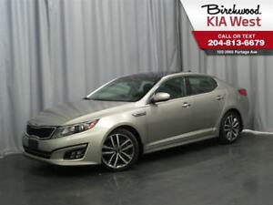 2014 Kia Optima SX Turbo *Navigation/ Premium Sound/ Cooled Seat