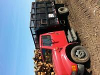 international 4700 single axel MAY EXCEPT TRADE