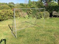Child's football goal