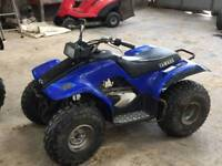 Yamaha breeze 125 quad Breaking for spares