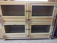 BRAND NEW Rabbit/Guinea Pig Hutches