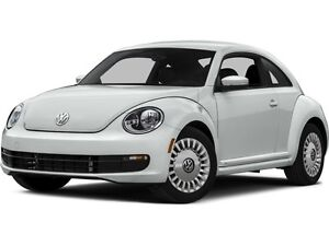 2016 Volkswagen The Beetle 1.8 TSI Trendline CONVENIENCE PACKAGE