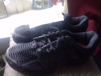 brand new Black Adidas climat cool 1 size UK 8