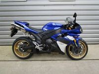 Yamaha R1 - fitted with power commander!