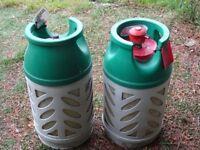 BP Propane Gas Bottles