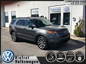 2015 Ford EXPLORER 4WD