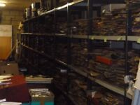 78rpm Gramophone Records (approx 1000)
