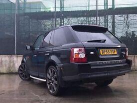 Land Rover Range Rover Sport 2.7 TD V6 HSE 5dr CREAM LEATHER INTERIOR/ PREMIUM REAR ENTERTAINMENT