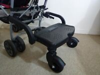 Kiddicare Buggy Board in Black