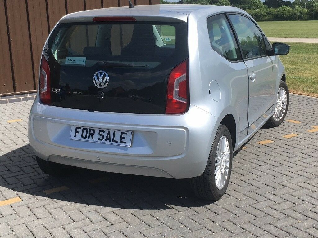 VW High Up! 3dr 63 Reg ASG ** RareAutomatic**-Very Low Mileage!