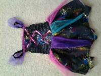Halloween witches dress age 3-4