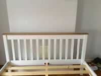 King Size wooden bed and 2 single bed