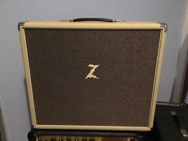Dr Z 2x10 Speaker Cabinet Blonde 1x12 Sized