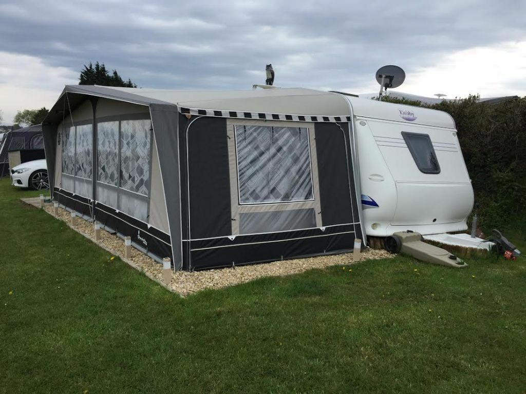 hobby caravan 650 kmfe exclusive 2006 new isabella awning heated floor in. Black Bedroom Furniture Sets. Home Design Ideas