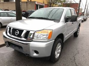 2014 Nissan Titan SV|4WD|Crew Cab|Back Up Camera|