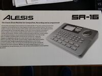 Alesis SR-16 Drum Machine for Sale