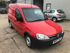 Vauxhall combo 1.3 cdti, One owner from new!