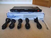 Samson Powerbrite Pro 10 - Power Conditioner