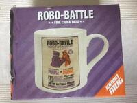 NEW 'Robo-Battle' mug.