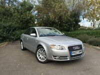 2007 (07) Audi A4 2.0 TDI SE 140 BHP 74,000 MILES IMMACULATE CONDITION