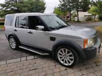 2005 LAND ROVER DISCOVERY TDV6 AUTOMATIC 7 SEATER MAY PX