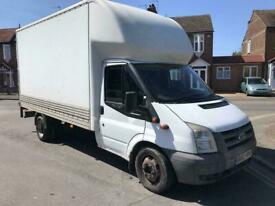 FORD TRANSIT LUTON 115 T350 RWD 2009 WITH TAIL LIFT