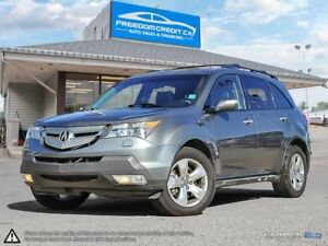 2009 Acura MDX Elite Package Loaded in premium condition come...