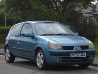 Renault Clio 1.2 16v Extreme 3dr£699 p/x welcome LONG MOT,LOW TAX& INSURANCE