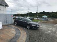 Audi A4 estate , late 2012 2.0 diesel
