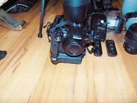 Nikon D3300 + ££££ of Goodies - JOB LOT