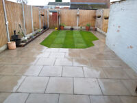 FENCES, ROOF, SLABS, GRASS, DRIVEWAY, PAVING, EXTENTION, TILES, PLASTER AND PAINT