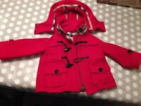 Burberry child's coat