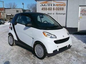 Smart fortwo Pure 2011