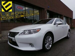 2014 Lexus ES 350 Navi, Leather, Heated/Cooling Seats, Camera