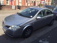 Nissan Primera with full service history