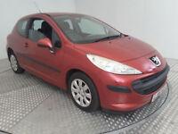 2006(56)PEUGEOT 207 1.4 S MET RED,VERY LOW MILES,CLEAN CAR,GREAT VALUE