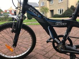 Boys mountain bike Giant MTX 150 great condition