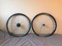 Mavic Cosmos 700c Road Bike Wheelset with Mavic Tires